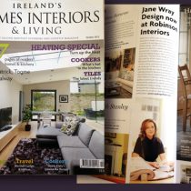 Featured Article! Ireland Homes Interiors & Living!
